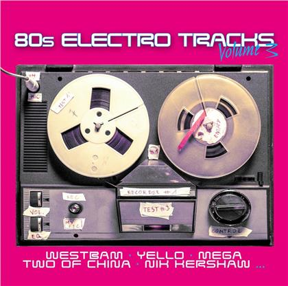 80s Electro Tracks Vol.3