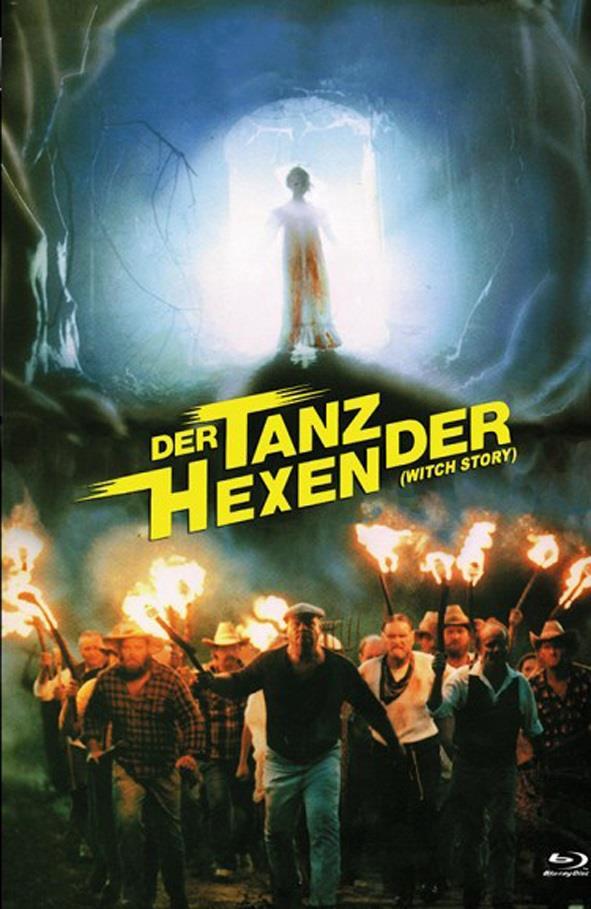 Der Tanz der Hexen (1989) (Grosse Hartbox, Cover C, Limited Edition)