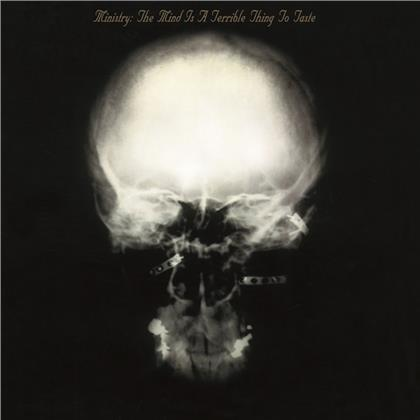 Ministry - Mind Is A Terrible Thing To Taste (2019 Reissue, Music On Vinyl, LP)