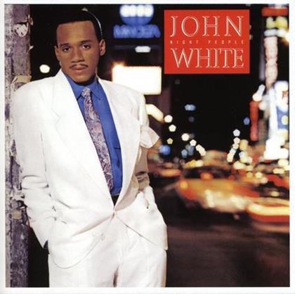 John White - Night People (Remastered)