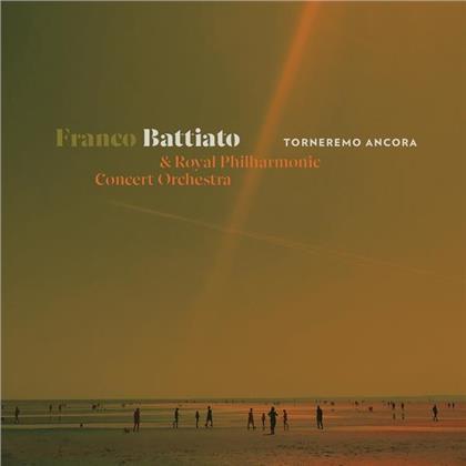 Franco Battiato & Royal Philharmonic Concert Orchestra - Torneremo Ancora