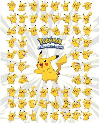 Pokémon - Pikachu - Mini Poster