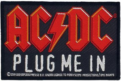 AC/DC - Plug Me In - Patch
