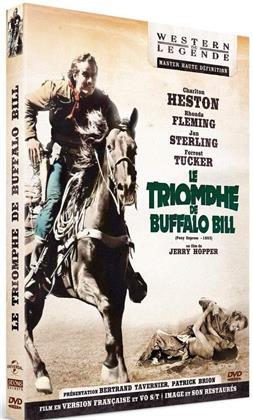 Le triomphe de Buffalo Bill (1953) (Western de Légende)