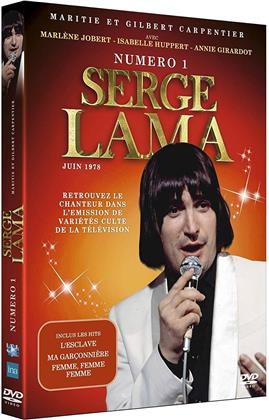Serge Lama - Numéro 1