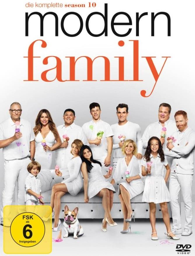 Modern Family - Staffel 10 (3 DVDs)
