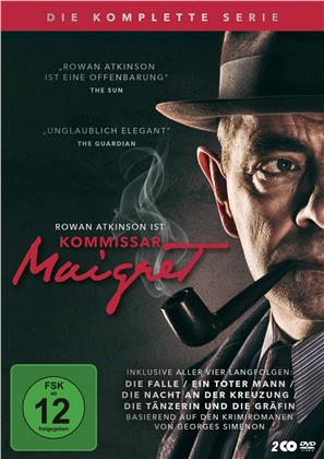 Kommissar Maigret - Die komplette Serie (2 DVDs)