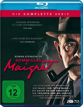 Kommissar Maigret - Die komplette Serie (2 Blu-rays)