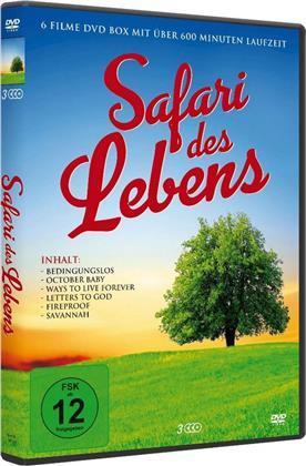 Safari des Lebens [3 DVDs]