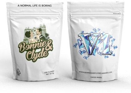 Bonnie & Clyde V1/Purple Haze (2g) - (23% CBD 0.9% THC)
