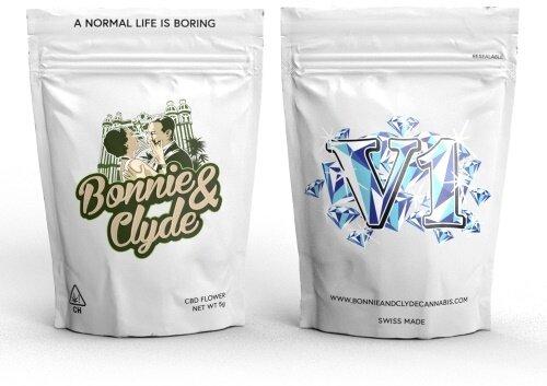 Bonnie & Clyde Apple (1.4g) - (15% CBD 0.7% THC)