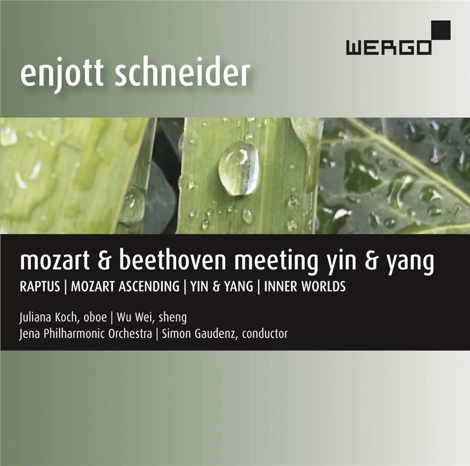 Wu Wei, Jenaer Philharmonie, Enjott Schneider, Simon Gaudenz & Juliana Koch - Mozart & Beethoven Meeting Yin&Yang