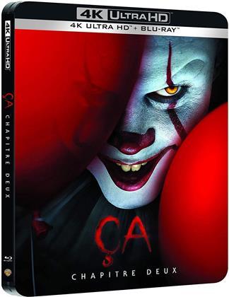 Ça - Chapitre 2 (2019) (Limited Edition, Steelbook, 4K Ultra HD + Blu-ray)