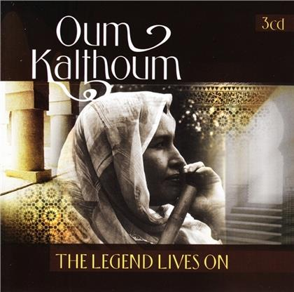 Oum Kalthoum - Legend Lives On