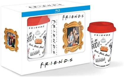 Friends - L'intégrale - Saisons 1-10 & Mug (25th Anniversary Limited Edition, 21 Blu-rays)