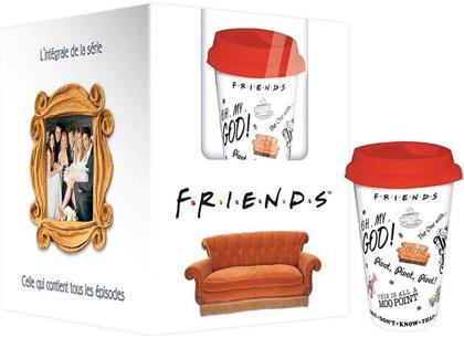 Friends - L'intégrale - Saisons 1-10 & Mug (25th Anniversary Limited Edition, 35 DVDs)