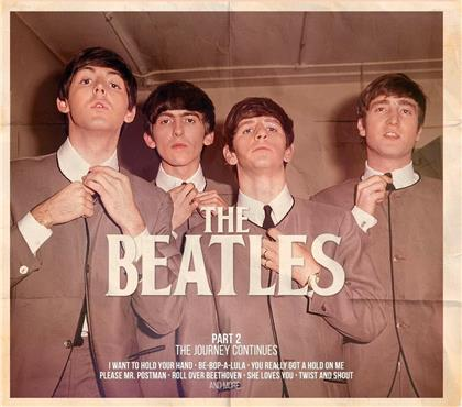 The Beatles - From Liverpool To Hamburg - Vol.2 (2 CDs)