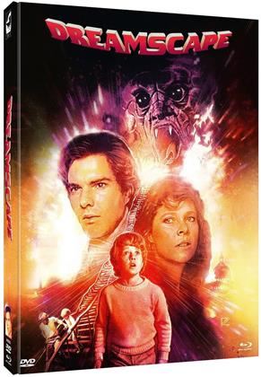 Dreamscape (1984) (Cover B, Limited Edition, Mediabook, Blu-ray + DVD)