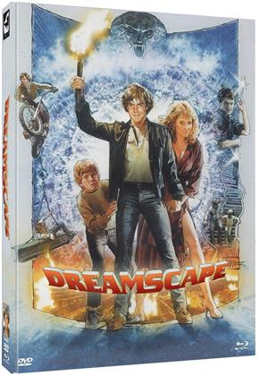 Dreamscape (1984) (Cover C, Limited Edition, Mediabook, Blu-ray + DVD)