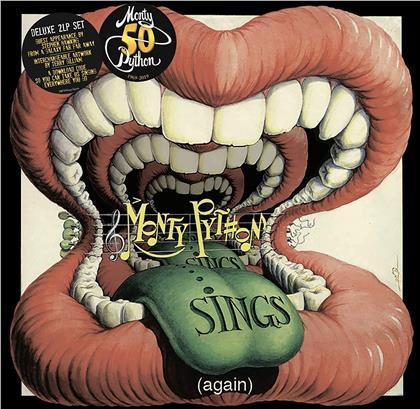 Monty Python - Sings (Again) (2019 Reissue, 50th Anniversary Edition, LP)