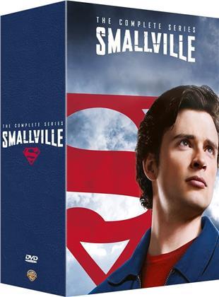 Smallville - L'intégrale - Saisons 1-10 (60 DVD)