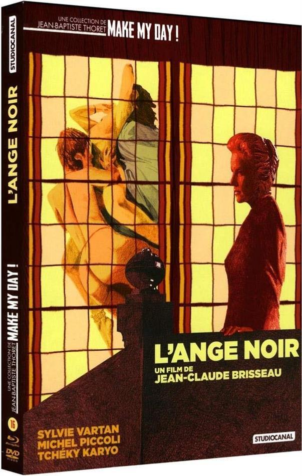 L'ange noir (1994) (Make My Day! Collection, Digibook, Blu-ray + DVD)