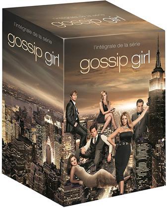 Gossip Girl - L'intégrale de la série - Saisons 1-6 (31 DVDs)