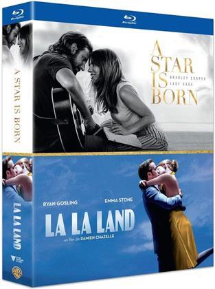 A Star Is Born / La La Land (2 Blu-rays)