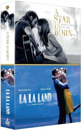 A Star Is Born / La La Land (2 DVDs)