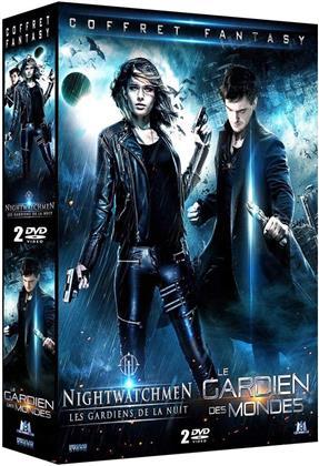 Le gardien des mondes / Nigthwatchmen - Les gardiens de la nuit - Coffret Fantasy (2 DVDs)