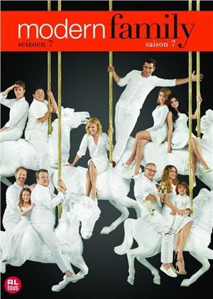 Modern Family - Saison 7 (3 DVDs)