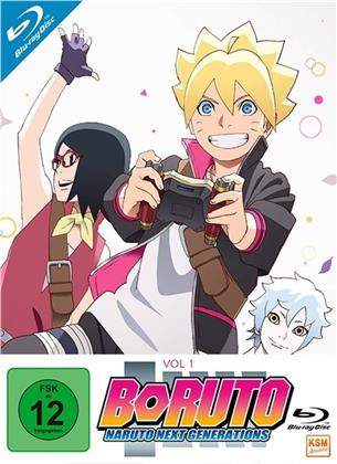 Boruto: Naruto Next Generations - Vol. 1 - Episode 1-15 (2 Blu-rays)