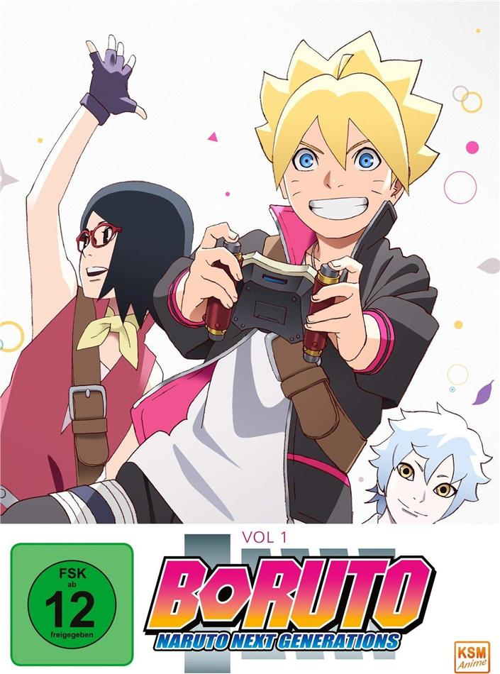 Boruto: Naruto Next Generations - Vol. 2 - Episode 16-32 (2 DVDs)