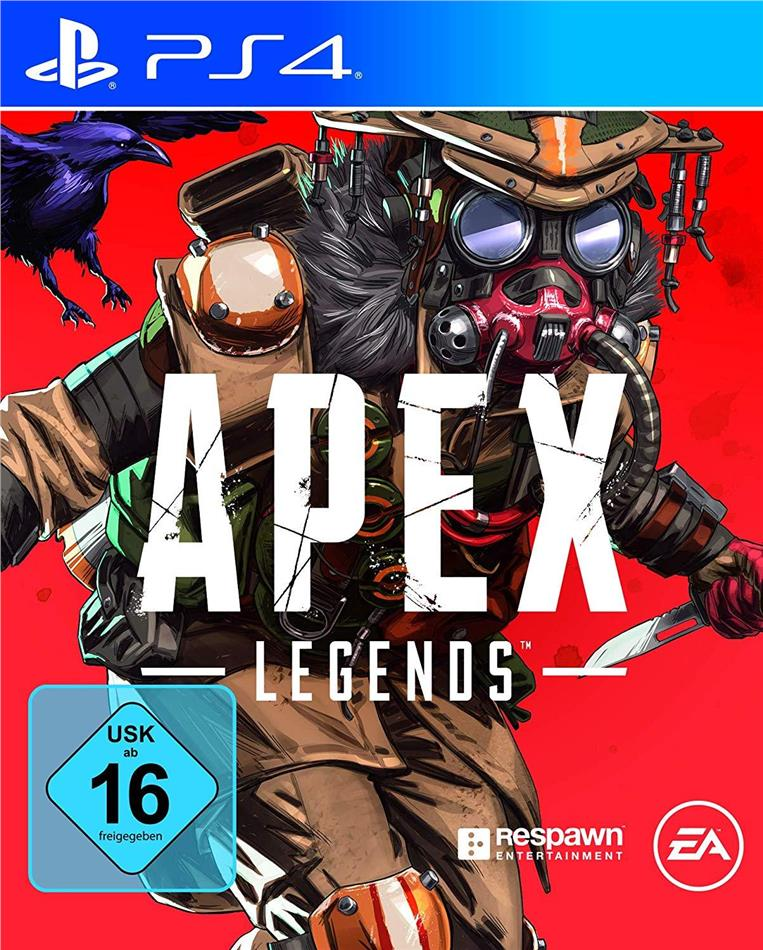 Apex Legends - Bloodhound Edition - (Code in a Box)
