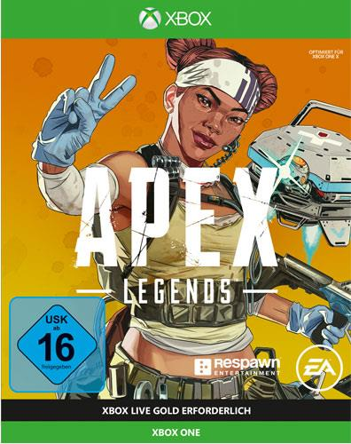 Apex Legends - Lifeline Edition - (Code in a Box)