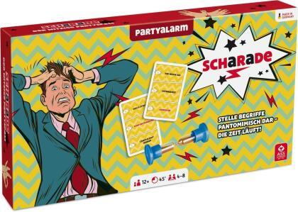 Partyspiel - Scharade