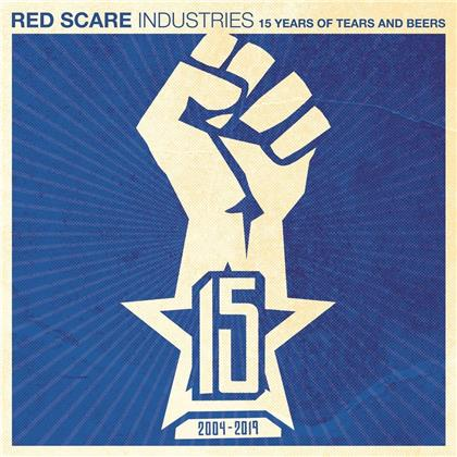 15 Years Of Tears And Beers - Red Scare Industries