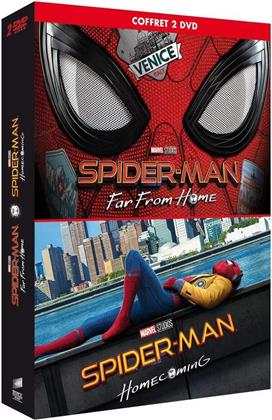 Spider-Man: Far From Home / Spider-Man: Homecoming (2 DVDs)