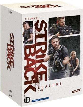 Strike Back - Saisons 1-6 (21 DVDs)