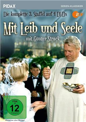 Mit Leib und Seele - Staffel 3 (Pidax Serien-Klassiker, 4 DVD)