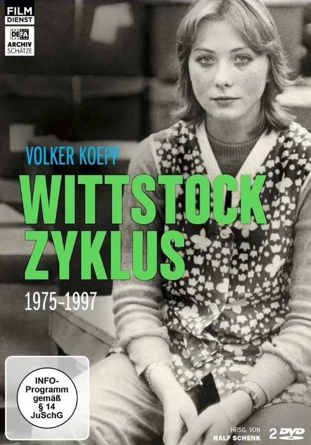 Volker Koepp - Wittstock Zyklus 1975 -1997 (DEFA Archiv Schätze, s/w, Neuauflage, 2 DVDs)