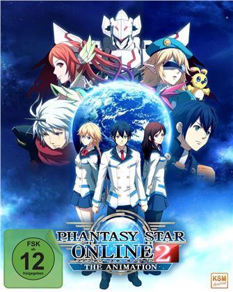 Phantasy Star Online 2 - The Animation (Gesamtedition, 3 Blu-rays)