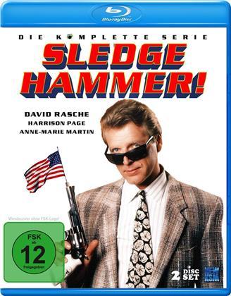 Sledge Hammer! - Die komplette Serie (2 Blu-rays)
