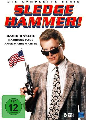 Sledge Hammer! - Die komplette Serie (6 DVDs)