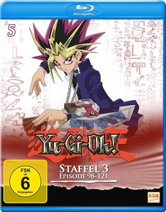 Yu-Gi-Oh! - Box 5 - Staffel 3.1