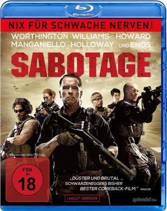 Sabotage (2014) (Neuauflage)