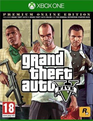 GTA V (Premium Edition)