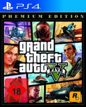 GTA V (German Premium Edition)