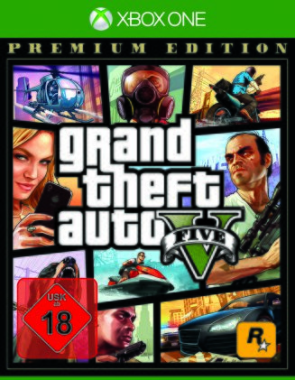 GTA V (German Premium Edition)