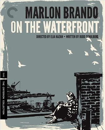 On The Waterfront (1954) (Criterion Collection, 2 Blu-ray)